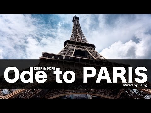 3 Hour Acid Jazz, Deep House Music Lounge Playlist by JaBig - Ode to PARIS