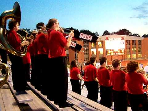 The Fight Song By Cabot Jr High South 9th Grade Band