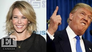 Chelsea Handler Says She Would NEVER Have Donald Trump On Her Show