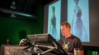 Official ZBrush SUMMIT 2015 Presentation - Ian Joyner