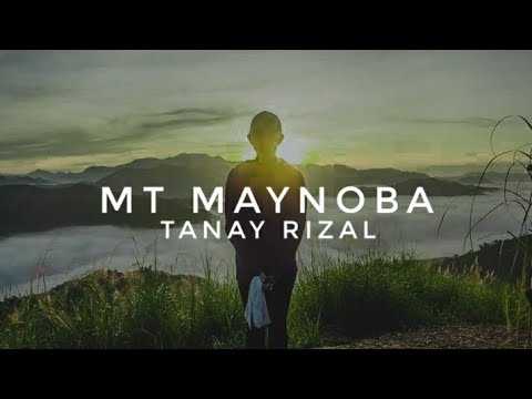 Mt. Maynoba and Mt. Cayabu Tanay Rizal Travel - Video Sea of Clouds