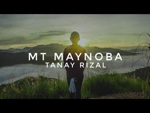 Mt. Maynoba and Mt. Cayabu Tanay Rizal Travel Video HD