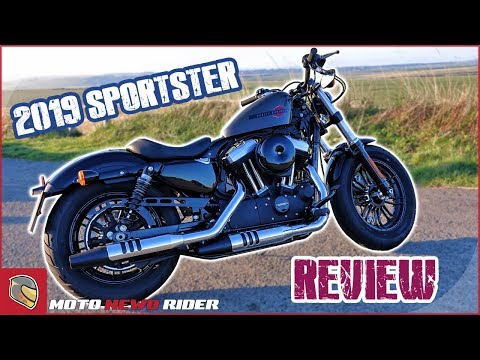 2019 Harley Davidson Sportster XL Forty Eight Review