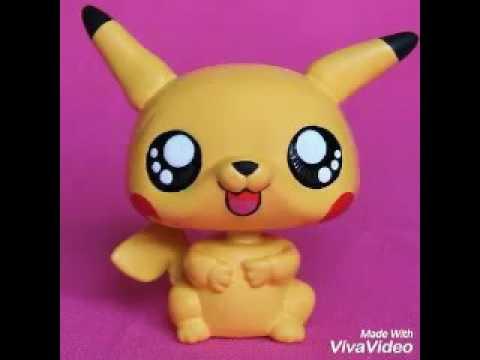 Lps pikachu music video