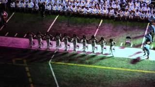Part 1 of 4 - 2015 Bayou Classic Battle of The Bands