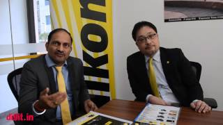 Interview with Nikon India MD and SVP on the future trends of cameras | Digit.in