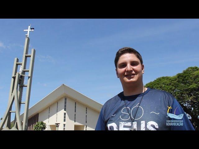 João Vitor - CADA COMUNIDADE UMA NOVA VOCAÇÃO