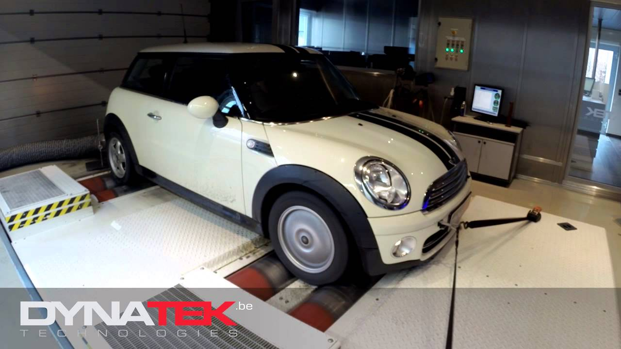 Dynatek Mini Cooper D 16 2009 109hp To 140hp 240nm To 305nm