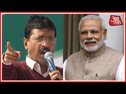 Delhi CM Arvind Kejriwal Lashes Out At PM Modi, Says PM Modi Interferes In Delhi Govt's Work