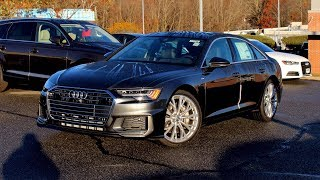 2019 Audi A6 Prestige: In Depth First Person Look