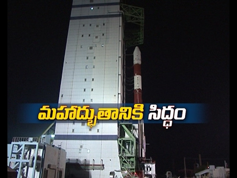 ISRO Readies to Launch 104 Satellites | Countdown Started Today