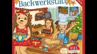Igel-Bande - In der Weihnachtsbäckerei