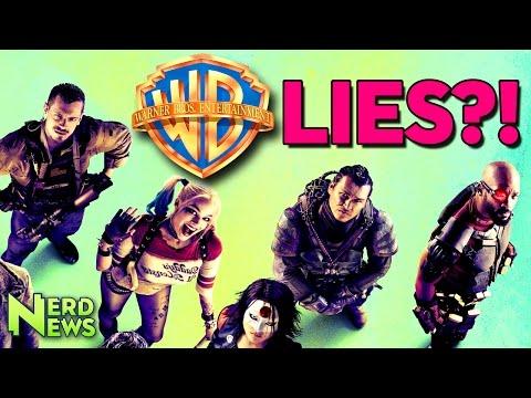 Fan Sues Warner Bros Over Suicide Squad LIES!