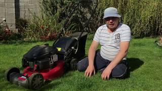 видео Чем косить газон? Райдер – трактор газонокосилка для верховой езды!