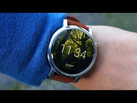 Moto 360 (2nd Gen) In-Depth Review!