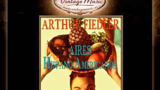 Arthur Fiedler -- La Gitana