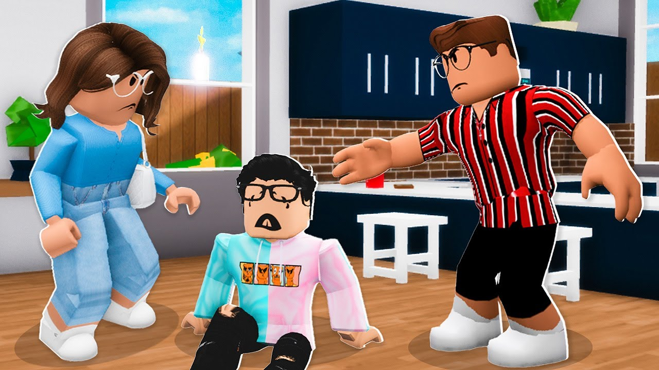 I Got Adopted By A Family.. They HATED Me! (Roblox Brookhaven RP)