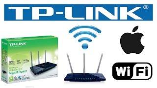 Налаштування функцій маршрутизатора TP-LINK WR1043ND в OS X Yosemite 10.10.1