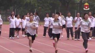 何明華會督中學 - 2014-15 陸運會