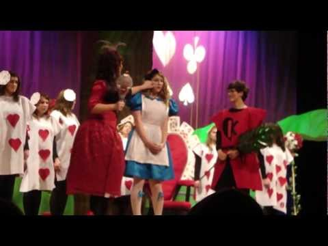 CHS Alice in Wonderland - The Red Queen
