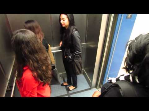 conformity Elevator experiment