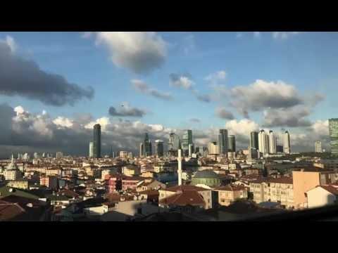 Mecidiyeköy - İstanbul Time Lapse