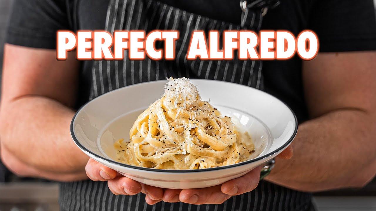 Perfect Fettuccine Alfredo