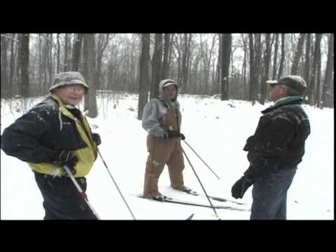 Great Getaways: Cross-Country Skiing at Ogemaw Hills Pathway - West Branch, MI