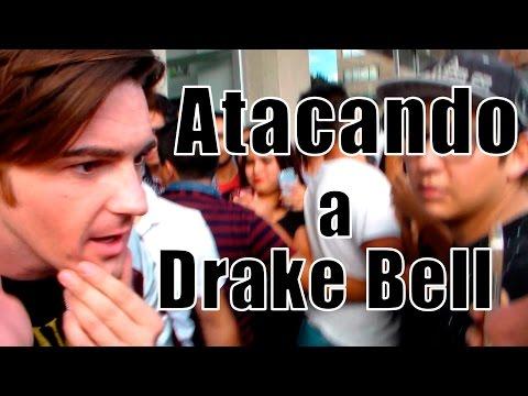 Atacando A Drake Bell En Puebla