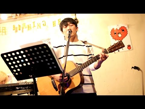 170118 심재현(쏜애플) - 耳をうずめて(Kirinji Cover.) @ Limited Edition with ALCOHOL