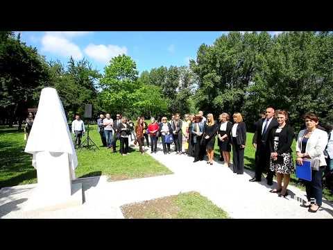 Pejčinović Burić i Borissov otkrili spomenik Ivanu Vazovu na Bundeku