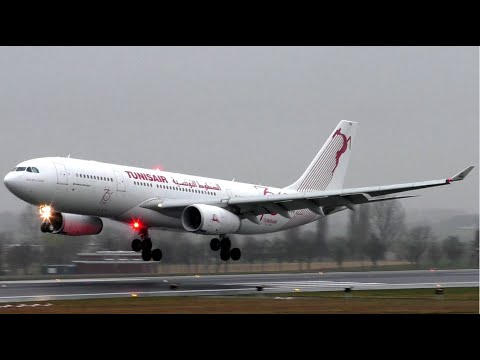 Plane Spotting At Brussels Airport | 1st March 2019