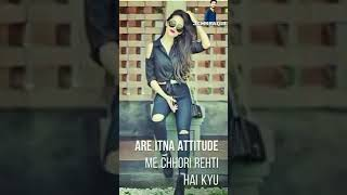 best WhatsApp status Re tu chhori hai ya bum