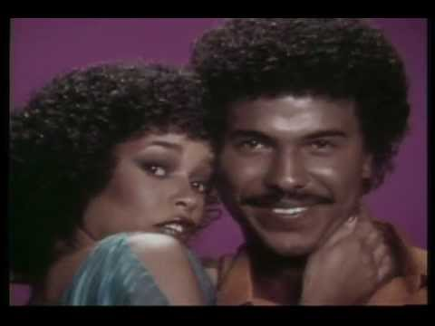 Michael Jackson's Thriller Girlfriend in Retro Hair Commercial!