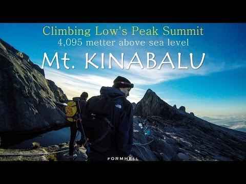 Climbing Mt. Kinabalu | Travel Vlog 2017