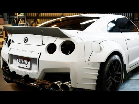 ULTIMATE NISSAN GTR BUILD (1000+ HP) - Need for Speed: Payback - Part 29