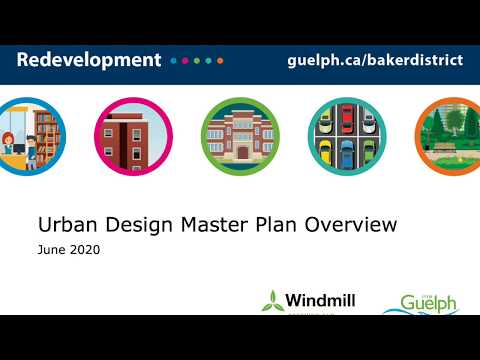 Presentation for Baker District redevelopment.