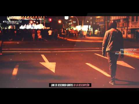 Dark Angry Trap Rap Beat Hip Hop Instrumental - 'Amnesia' (Prod by: HartlessBeatz)