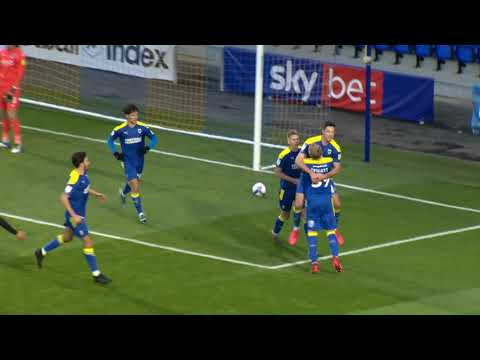 AFC Wimbledon Bristol Rovers Goals And Highlights