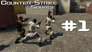 Ne Yaptığımız Hakkında En Ufak Bir Fikrimiz Yok... (Counter Strike: Source)