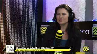 "Being Human After Show  Season 3 Episode 10 ""For Those About to Rot"" 