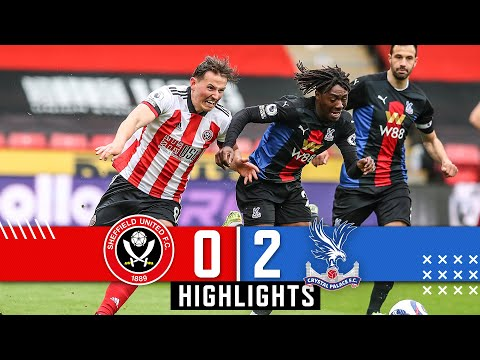 Sheffield United 0-2 Crystal Palace | EP Premier League Highlights | Eze & Benteke goals down Blades