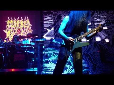 Morbid Angel Live 2013 Culture Room @ Fort Lauderdale, Florida 12/07/13 HD