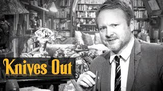 "Knives Out (2019 Movie) ""Ode to the Murder Mystery"" – Rian Johnson, Chris Evans, Daniel Craig"