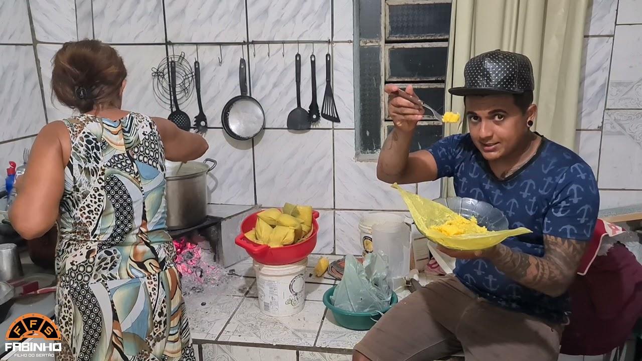 Download PAMONHA, CANJICA E BOLO DE MILHO, DELICIAS DE MAINHA | FABINHO FILHO DO SERTÃO