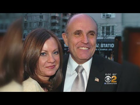 Divorce Number 3 Turning Nasty For Rudy Giuliani