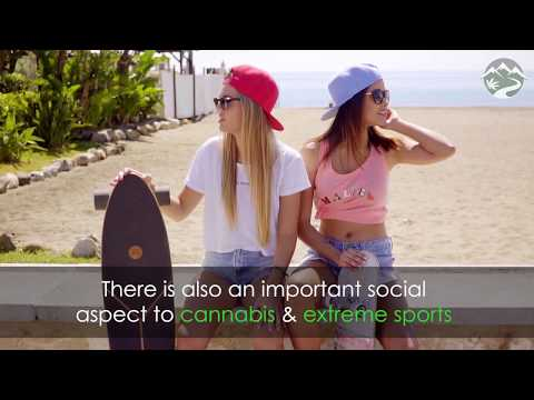 Extreme Sports & Cannabis: Does Marijuana Improve Performance?