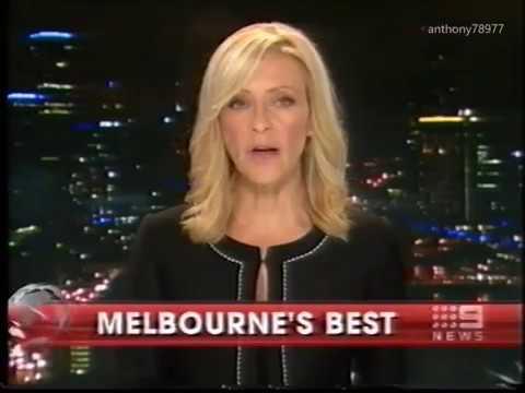 Nine News Melbourne - Update 29/05/2010