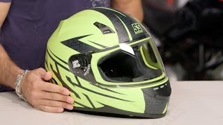 Speed & Strength SS700 Hammer Down Helmet Review at RevZilla.com