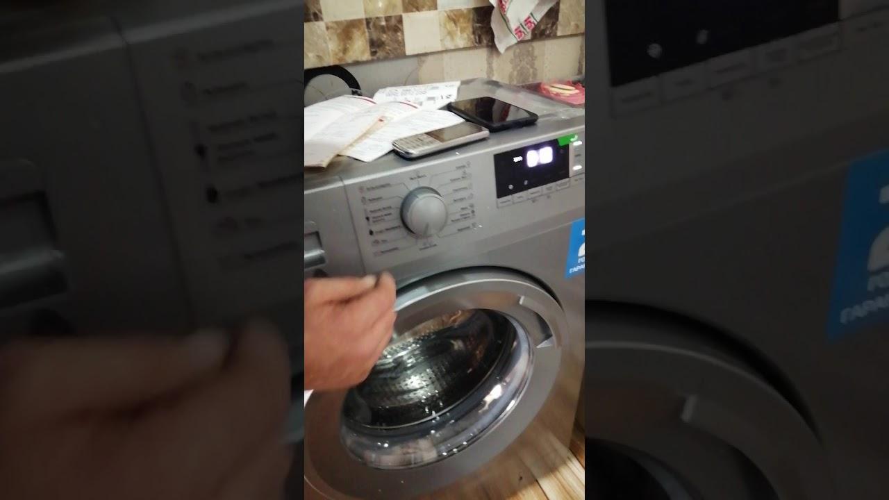 Beko 2314 BE Çamaşır Makinesi Fabrika Reseti Nasıl Olur- Sesli Bilgiler TR - Teknik